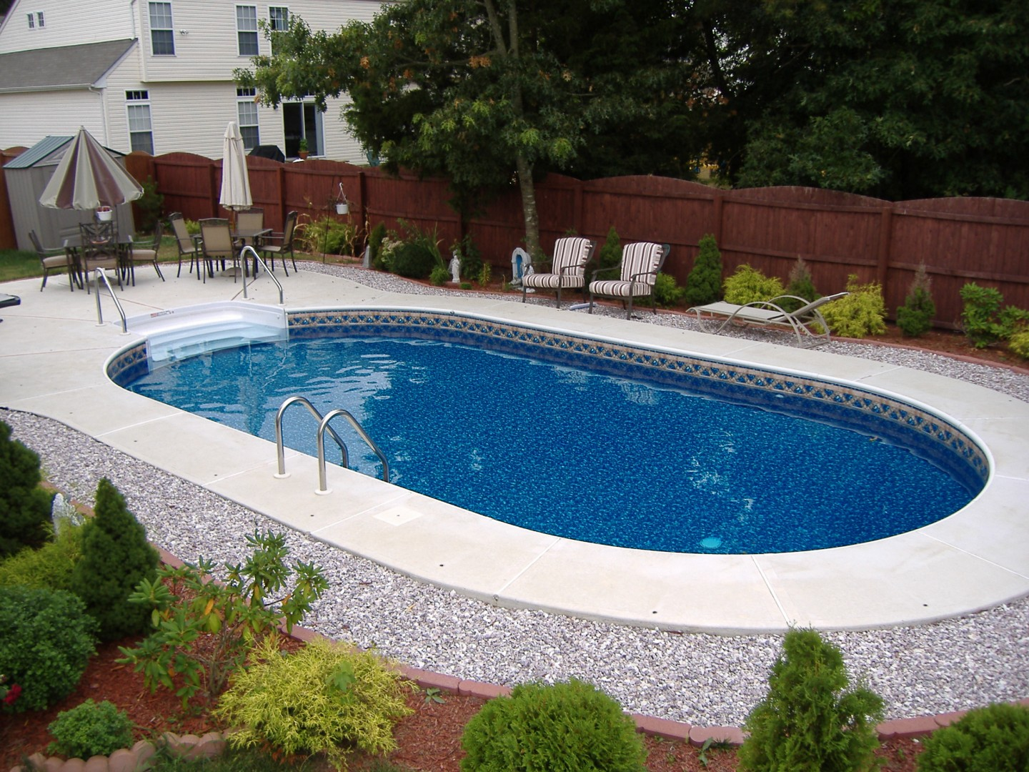 Top 10 custom in ground pool models in 2017 pool city for Best in ground pool